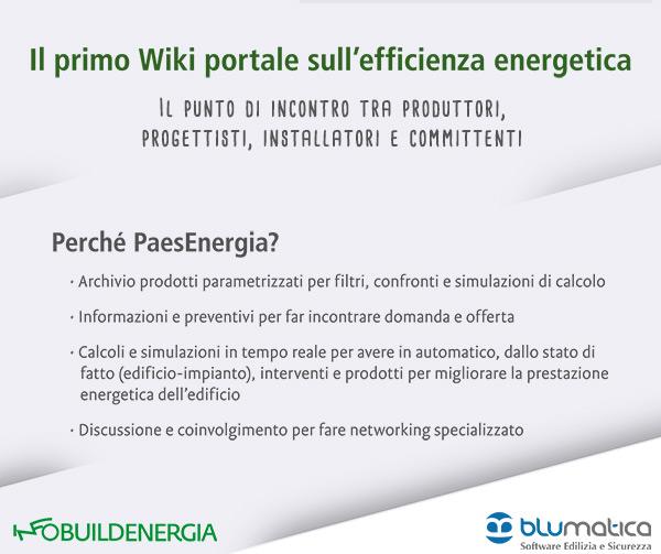 Il primo Wiki portale sull'efficienza energetica