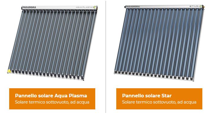 Quali sono i vantaggi di un impianto solare Paradigma? 1