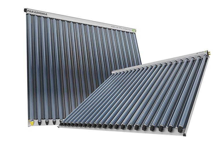 Tecnologia, efficienza e risparmio con il solare termico Paradigma. 1