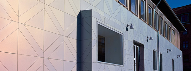 REDAIR®: Soluzioni per facciate ventilate 1