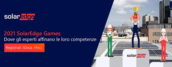 SolarEdge - 2021 SolarEdge Games