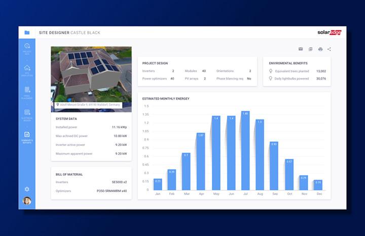 Inizia a progettare i tuoi sistemi FV con SolarEdge 3