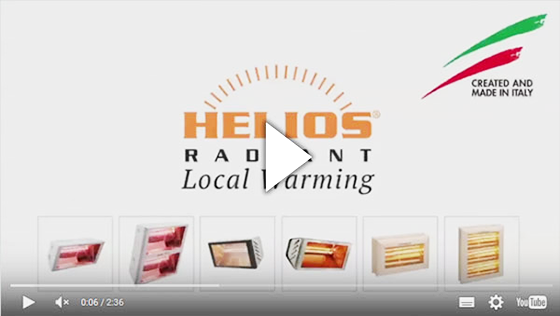 HELIOS Radiant Local Warming