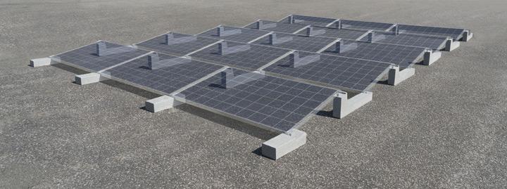 Innovativo sistema Sun Ballast CONNECT 2