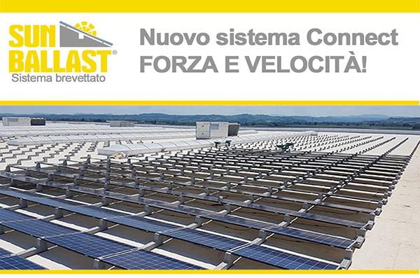 Sun Ballast - Nuovo sistema Connect Forza e velocità!