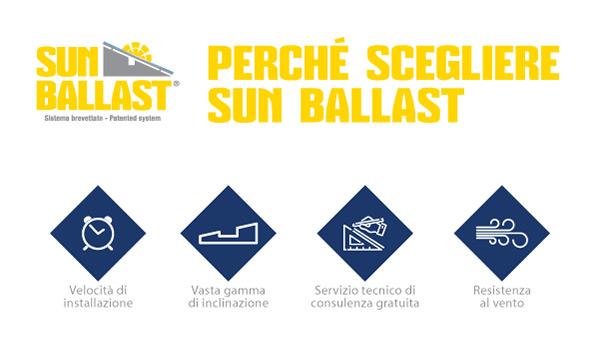 Perchè scegliere Sun Ballast