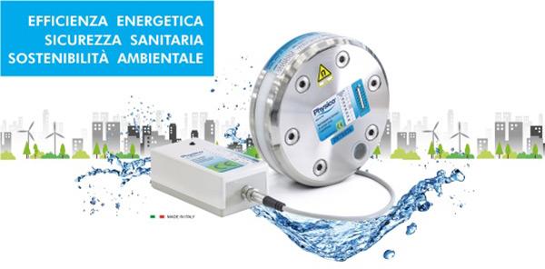 EFFICIENZA ENERGETICA SICUREZZA SANITARIA SOSTENIBILITÀ AMBIENTALE