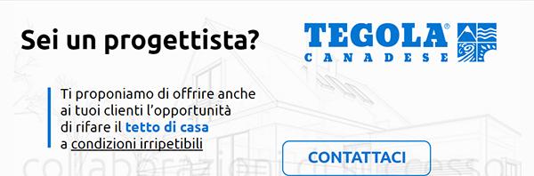 Sei un progettista? Ti proponiamo di offrire anche ai tuoi clienti l'opportunità di rifare il tetto di casa a condizioni irripetibili
