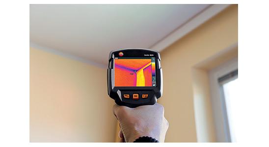 Nuove termocamere Testo: la scelta vincente per il tuo lavoro 2