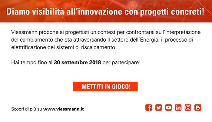 Diamo visibilità all'innovazione con progetti concreti! Hai tempo fino al 30 settembre 2018 per partecipare! Scopri di più