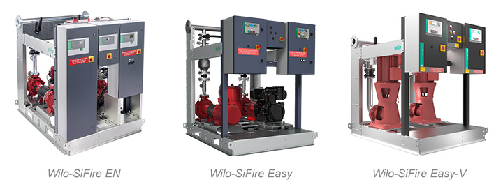 Wilo-Fire Cube-LTA-C 3